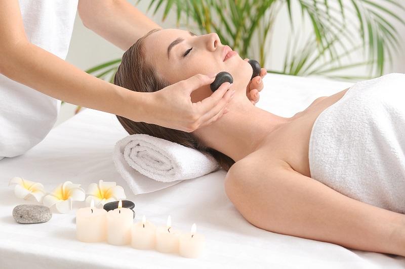 radiance facial zen day spa