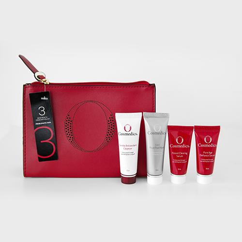 O'Cosmedics Kit 3 - Problematic Skin