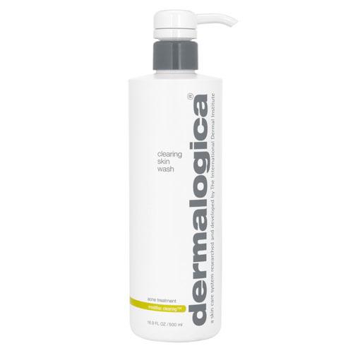 dermalogica clearing skin wash 500ml zen day spa