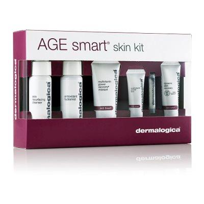 dermalogica skin kit - age smart - zen day spa