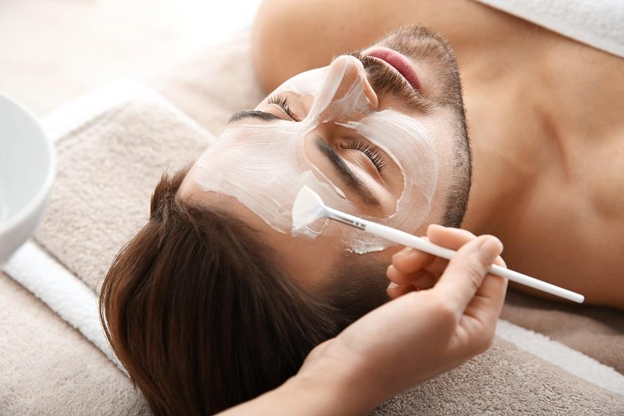 mens facial sydney zen day spa