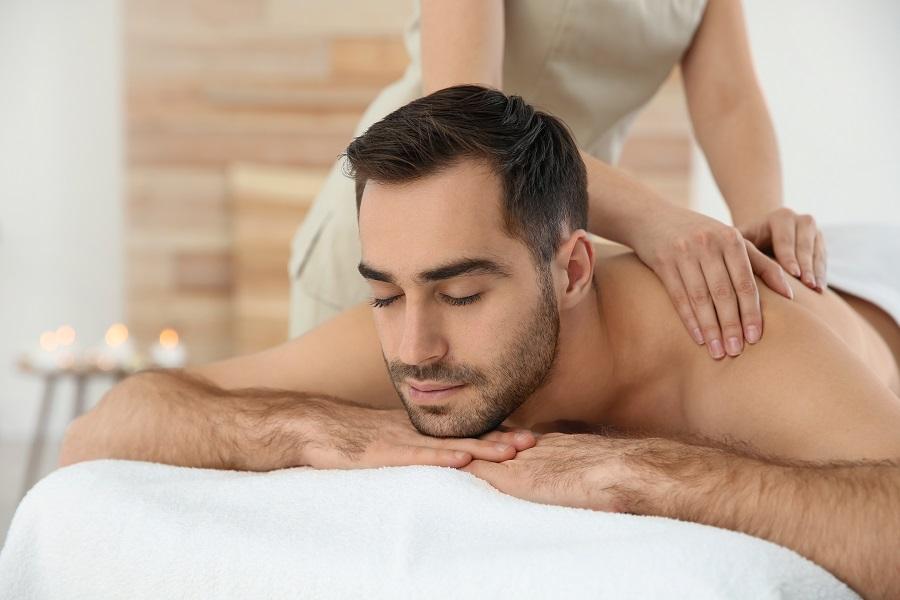 mens massage zen day spa sydney
