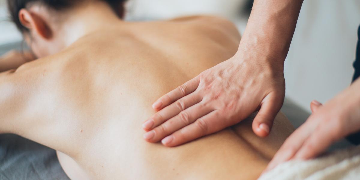 Deep Tissue Massage Sydney CBD