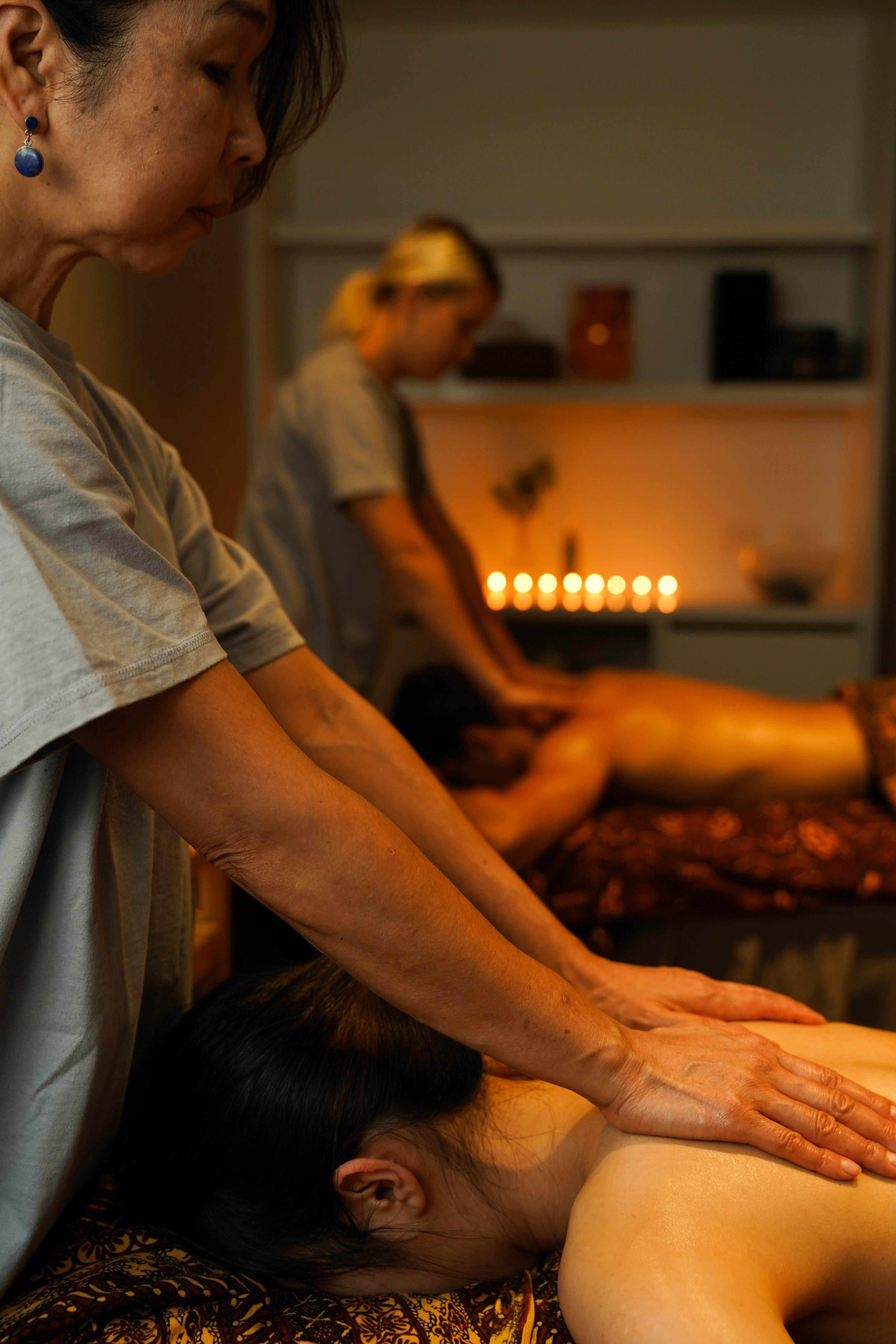 massage potts point sydney