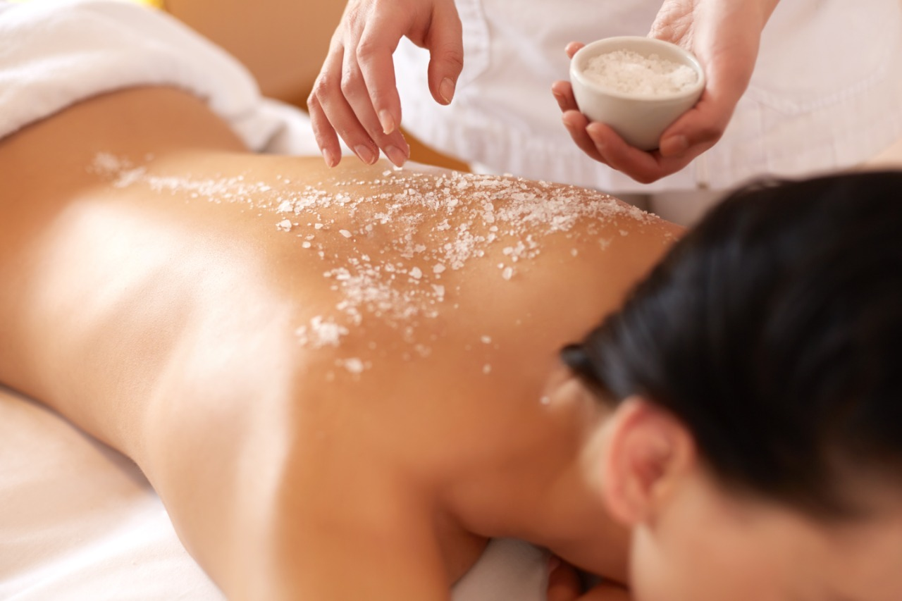 body treatment body mask zen day spa sydney