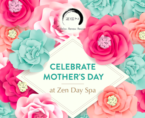 Mothers Day Spa Discount Zen Day