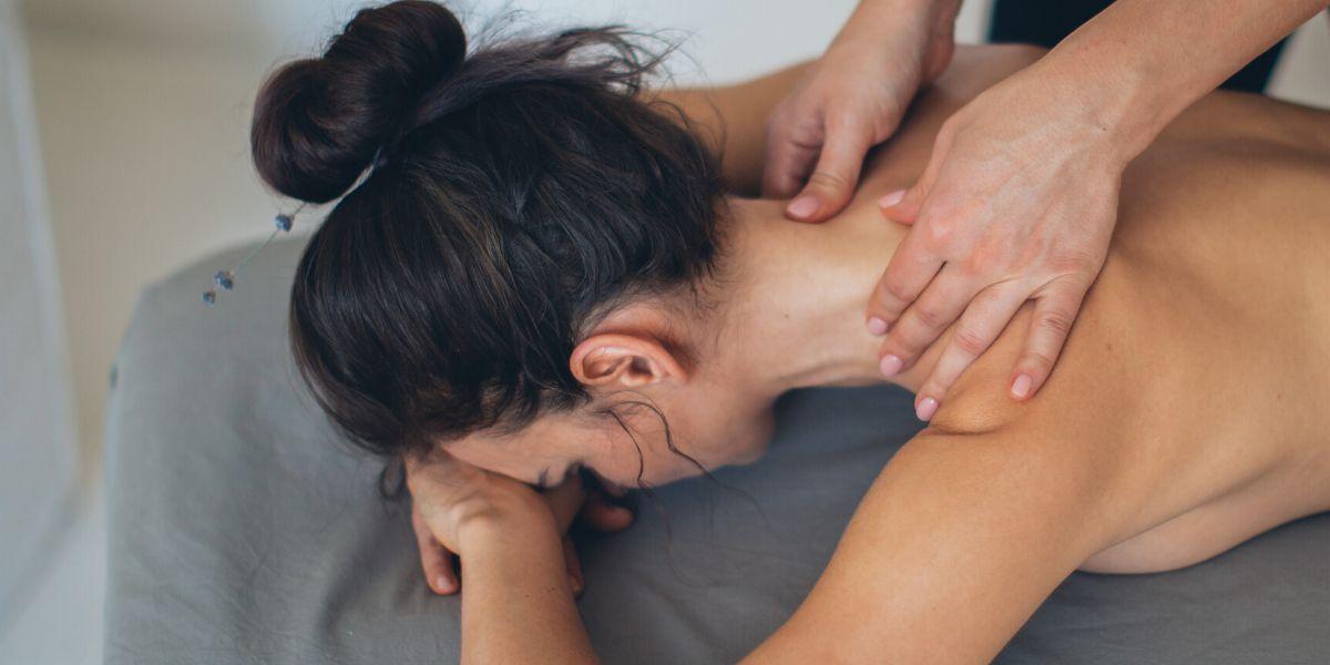 is neck massage safe during pregnancy