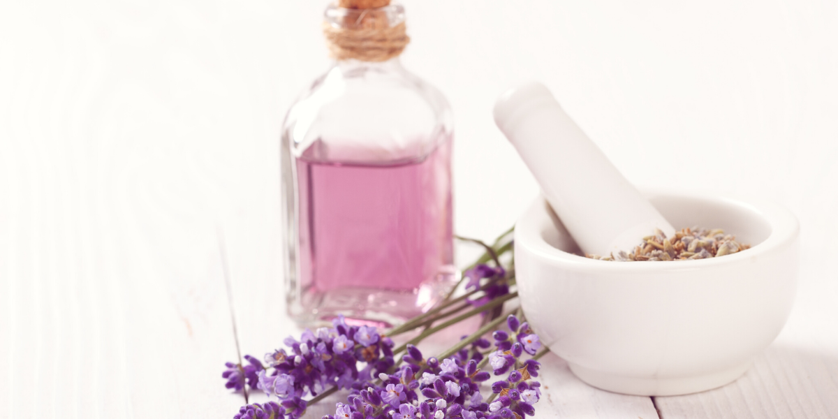 Aromatherapy for Anxiety and Sleep