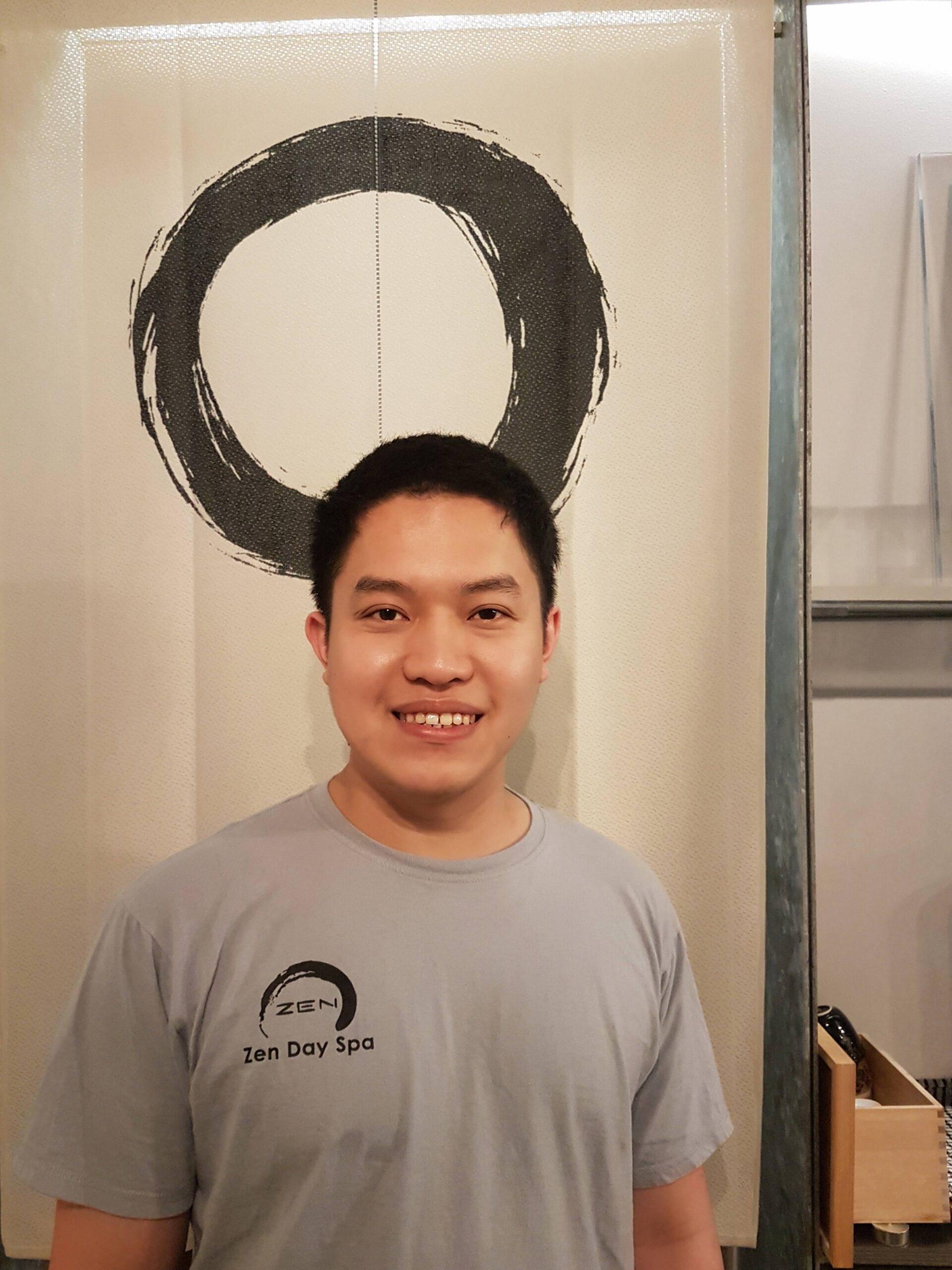 Male Massage Therapist - Erick - Zen Day Spa